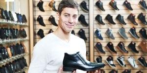 Memilih Sepatu Yang Pas Dan Berkualitas